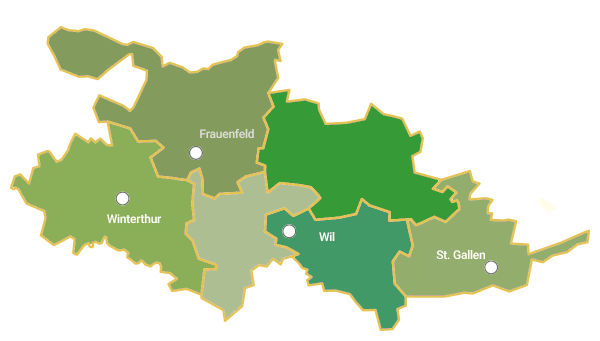 Region Hug Immobilien